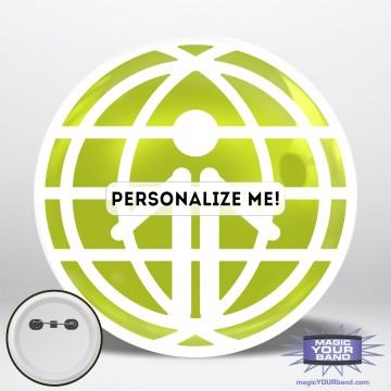 World Showcase Icon Button