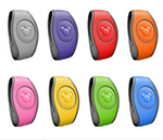 MagicBand 2 Colors for 2019